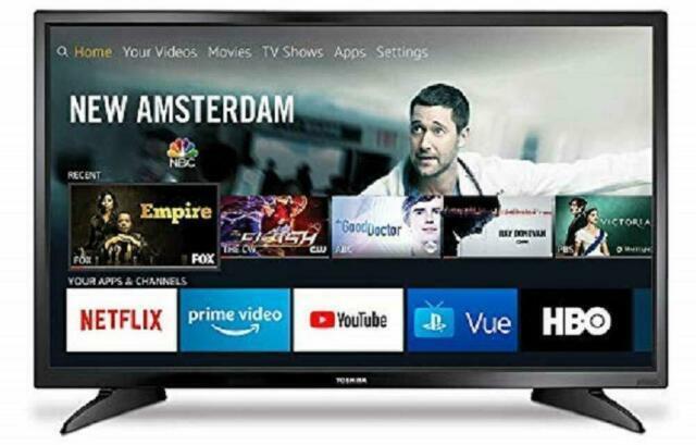 Toshiba 32LF221U19 32 inch 720p HD Smart LED TV Fire TV Edition for sale  online | eBay