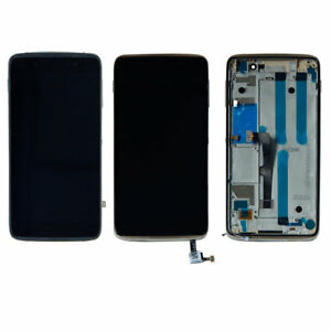 For-BlackBerry-Dtek50-STH100-1-STH100-2-Touch-Screen-Digitizer-LCD-Display-Frame