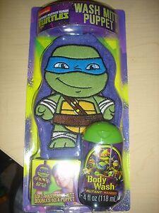 Image Is Loading TMNT Teenage Mutant Ninja Turtles Leonardo Body Wash