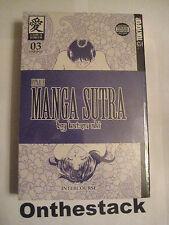 MANGA:      Manga Sutra Vol. 3 by Katsu Aki (2008, Paperback) Sealed!