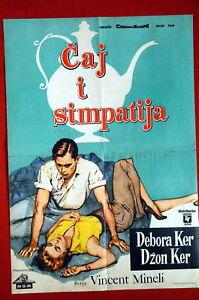 TEA & SYMPATHY DEBORAH KERR JOHN 1956 VINCENTE MINNELLI RARE