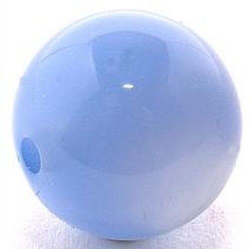1 Polar-Perle environ 20 mm #08 bleu clair