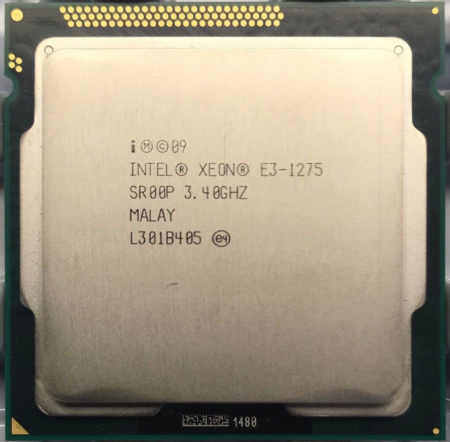 Intel Core 2 Extreme QX6700 LGA775 2.66GHz CPU Processor