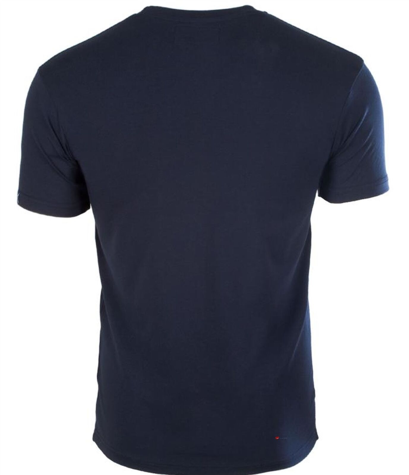 Gents Scotland Design Design Design T-Shirt With Lion Rampant Design In Navy Größe X-Large | Qualität  447043