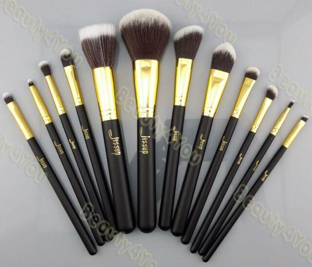 Foundation Blending Brush Blush Kabuki Makeup Tool Set Cosmetics Brushes Jessup