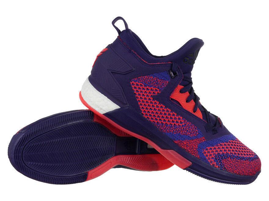 Adidas Performance Damian Lillard 2 Boost Primeknit Sneakers Basketball Trainers