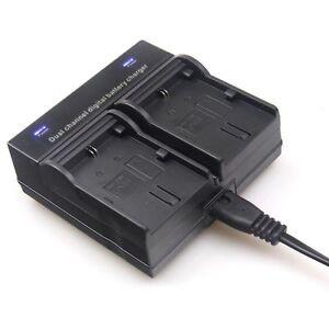 Dual Channel Battery Charger For Nikon En El15 D7200 D7500