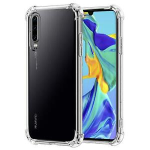 Huelle-fuer-Huawei-P30-Schutzhuelle-Anti-Shock-Handy-Case-Transparent-Cover