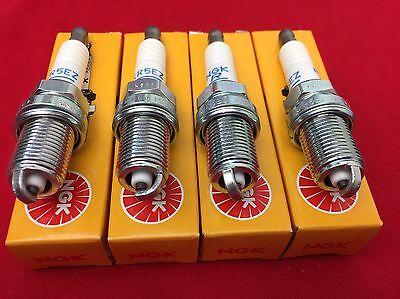 Fiat Punto 2 1.2 8 V 60bhp 10//99-06//03 188A4.000 NGK Spark Plugs x 4 BKR5EZ