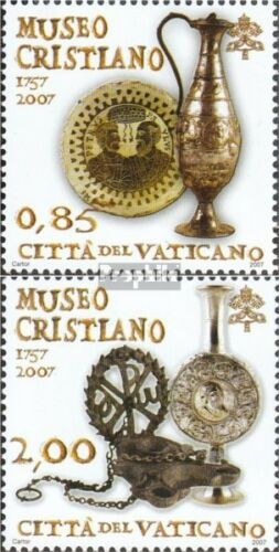 Vatican 15781579 complete issue used 2007 Christian Museums