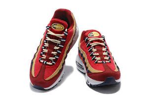 Détails sur New in Box NIKE AIR MAX 95 PRM baskets Tn Baskets Chaussures Hommes Édition Limitée afficher le titre d'origine