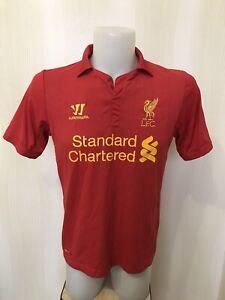FC-Liverpool-2012-2013-Home-Size-M-Warrior-football-shirt-soccer-jersey-maillot