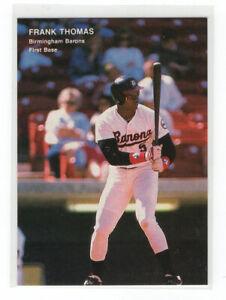 Verzamelingen Verzamelkaarten: sport 1990 Best Cards Frank Thomas RC White Sox #1