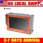"4.3"" AHD TVI 1080P HD Analogy CVBS CCTV Camera PTZ Control Monitor UTP Tester US"