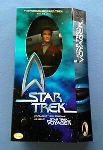 Star Trek Capitaine Kathryn Janeway Figure 12 pouces Femmes De Playmates 43377655039