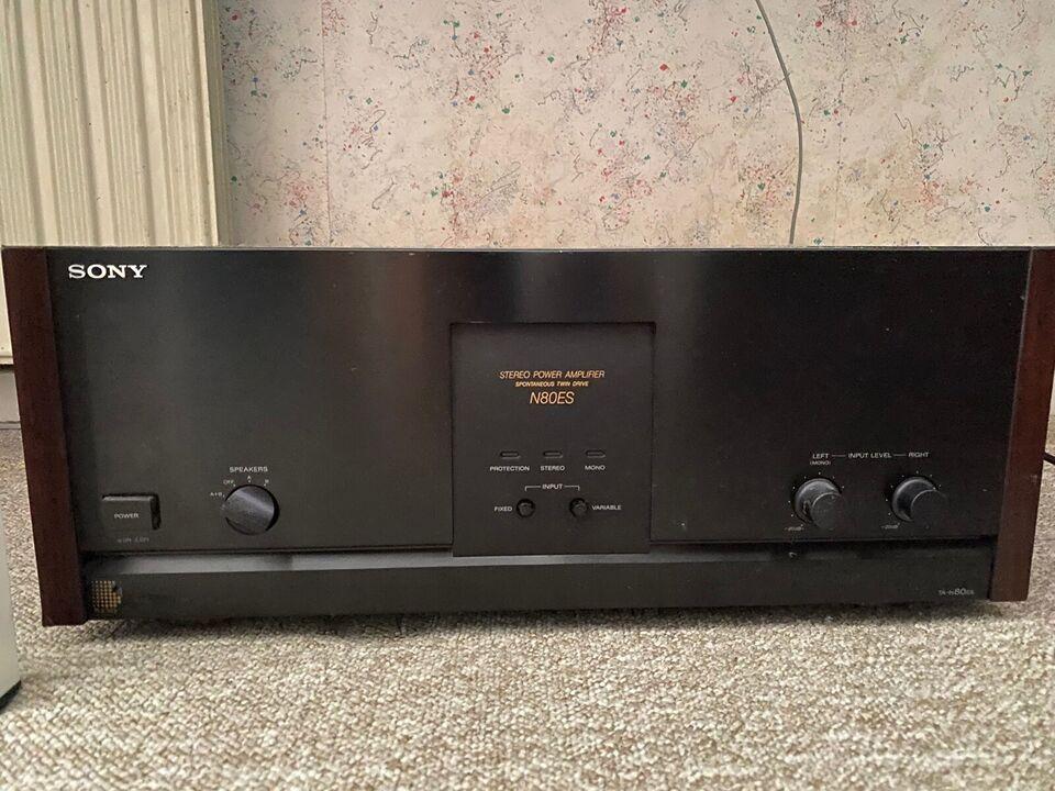 Højttaler, Sony, N80ES