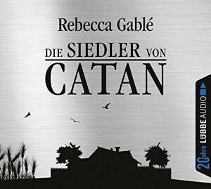 REBECCA-GABLE-DIE-SIEDLER-VON-CATAN-JUBILAUMSAUSGABE-6-CD-NEW
