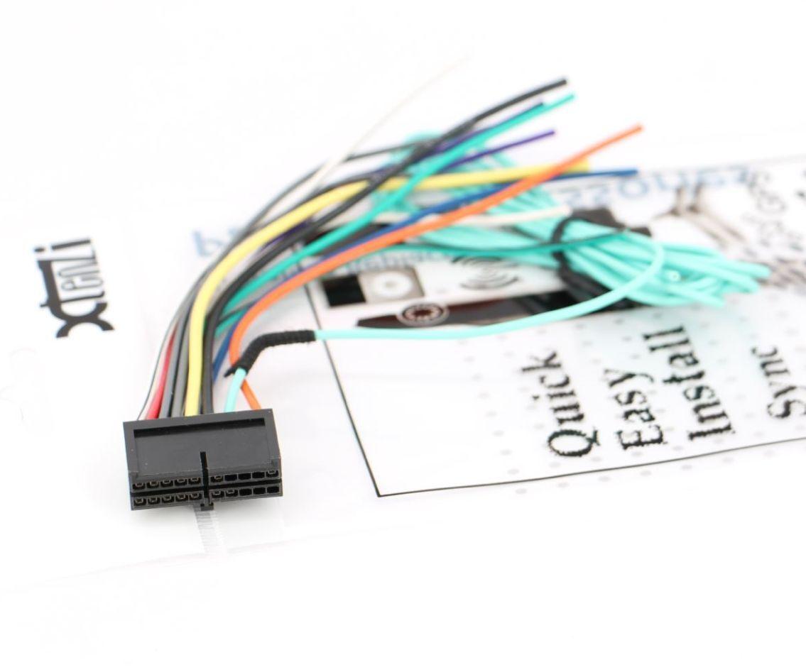 Xtenzi 20 Pin Radio Wire Harness for Pyle Plbt72g & Plbt72c for sale online  | eBay | Pyle Plbt72g Wiring Harness |  | eBay