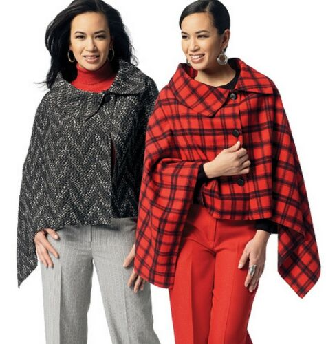 From UK Sewing Pattern Wrap coat 4-26  #5909
