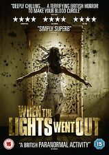 When The Lights Went Out - Kate Ashfield - New DVD