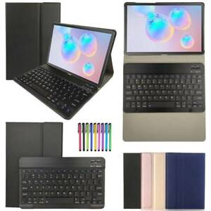 Per-Samsung-Galaxy-Tab-S6-10-5-T860-T865-Cover-Custodia-Tablet-con-BLUETOOTH-TASTIERA