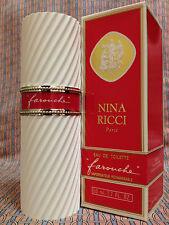 Vintage 1980s Farouche Nina Ricci FULL 1.7 oz 50 ml Eau de Toilette OLD FORMULA