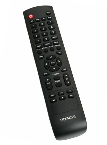 New 9912170970 Remote Control for HITACHI LED LCD TV LE24K308 LE32A519 55L6 65L6