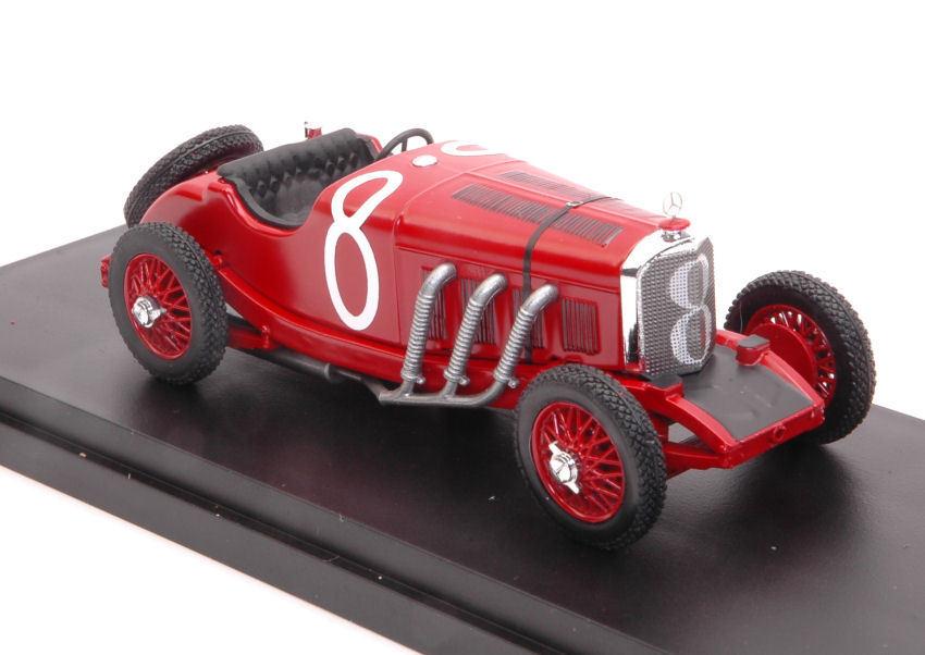 Mercedes SSKL  8 Winner GP 500 mi Argentina 1931 zatuszek Brendt 1 43 MODEL