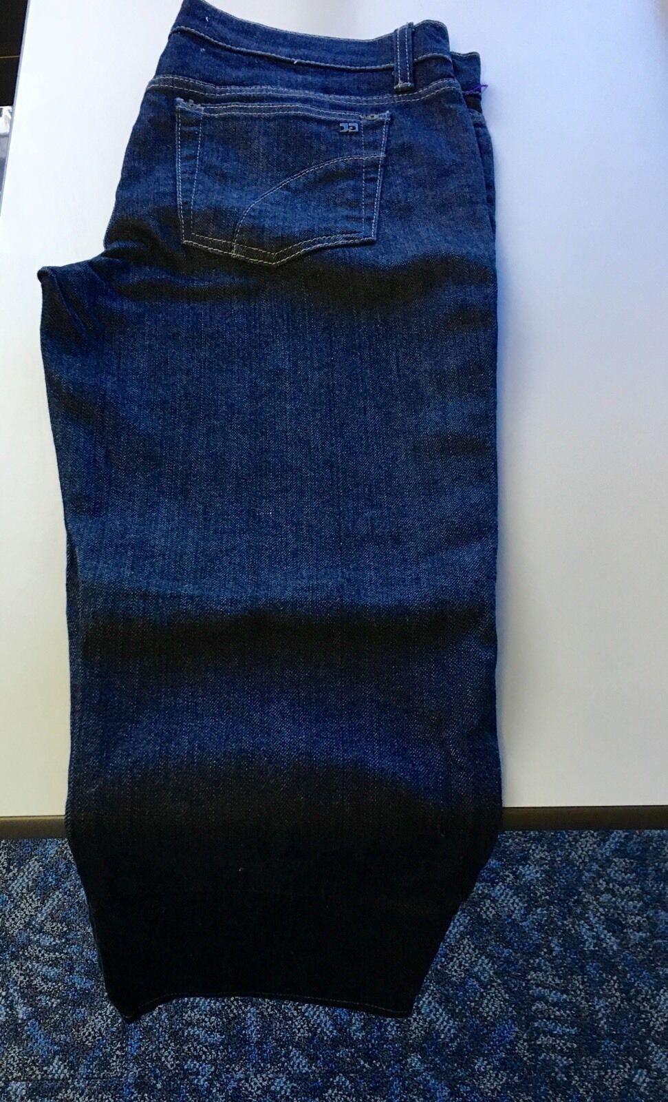 Joe's Jeans Provocateur Bootcut Dark Wash Jeans 30