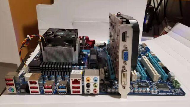 Gigabyte G1 Amd 990fx Sli Gaming Mobo Am3 Socket Amd Fx6100 Cpu Combo For Sale Online Ebay