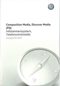 VW-COMPOSITION-DISCOVER-MEDIA-PQ-2017-Infotainment-Betriebsanleitung-RN