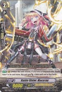 RR Near Mint 1x Cardfight! EB07//003EN Vanguard Battle Sister Monaka