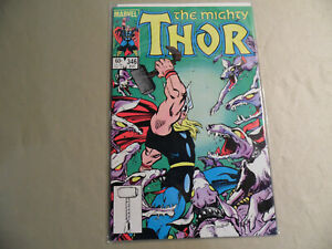 The-Mighty-Thor-346-Marvel-1984-Free-Domestic-Shipping