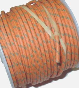 14g Oem Cloth Covered Stranded Auto Primary Wire Ih Original Resto