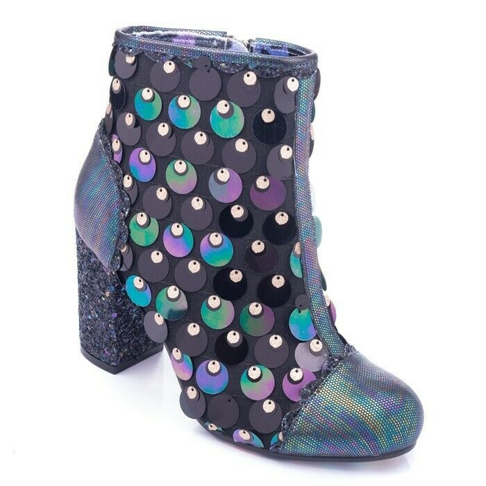 Irregular Choice good to go ankle Stiefel