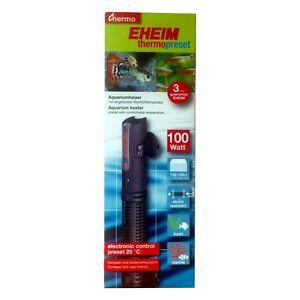 Eheim-Thermopreset-Chauffage-D-039-Aquarium-100W-Chauffe-Chauffage-Aquarium
