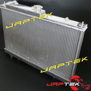 52mm-Dual-Core-Aluminium-Radiator-for-Manual-Nissan-Skyline-R33-R34-RB25-RB26