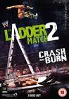 WWE The Ladder Match 2 Crash and Burn 5030697025456 DVD Region 2