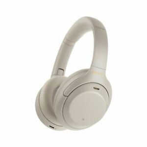 Sony WH1000XM4S (Seconds^) WH-1000XM4 Wireless Noise Cancelling Headphones (Slv)