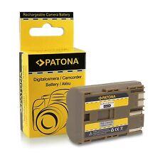 batteria patona canon BP-511EOS 5D 50D 10D 20D 20Da 30D 40D 300D D10 D30 D60