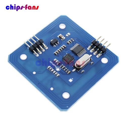 RC522 13.56Mhz RFID Module Unit I2C//SPI Proximity Module Reader IC S50 Key Tag