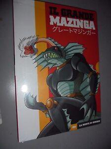 DVD-N-6-6G-IL-GRANDE-MAZINGA-LA-MORT-DE-GORGONE-GAZZETTA-COURRIER
