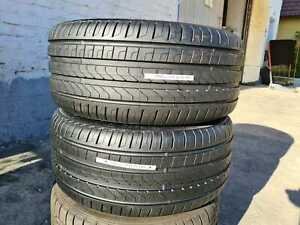 NOUVEAU-2x-Runflat-pneus-d-039-ete-275-35-r19-100y-Pirelli-Cinturato-p7-Dot-4219