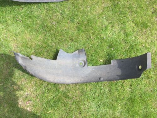 RENAULT 5 GT TURBO USED FRONT WHEEL SPLASH MUD GUARD RIGHT O//S