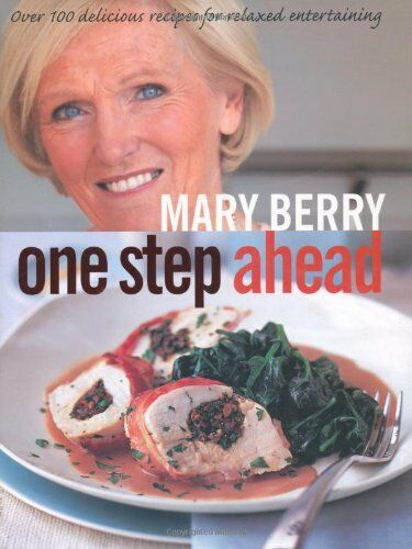 1 of 1 - One Step Ahead By Mary Berry. 9781844005031