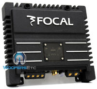 Focal Solid2 Black Amp 2 Channel 400w Max Speakers Component Subwoofer Amplifier