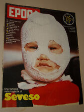 EPOCA=1977/1371=INDUSTRIA SEQUESTRI=ALBERTO BERTUZZI=SAN DAMIANO MIRACOLI=SEVESO