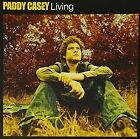 Paddy Casey Living CD 12 Track Some Light Marks on Disc UK Sony 2003