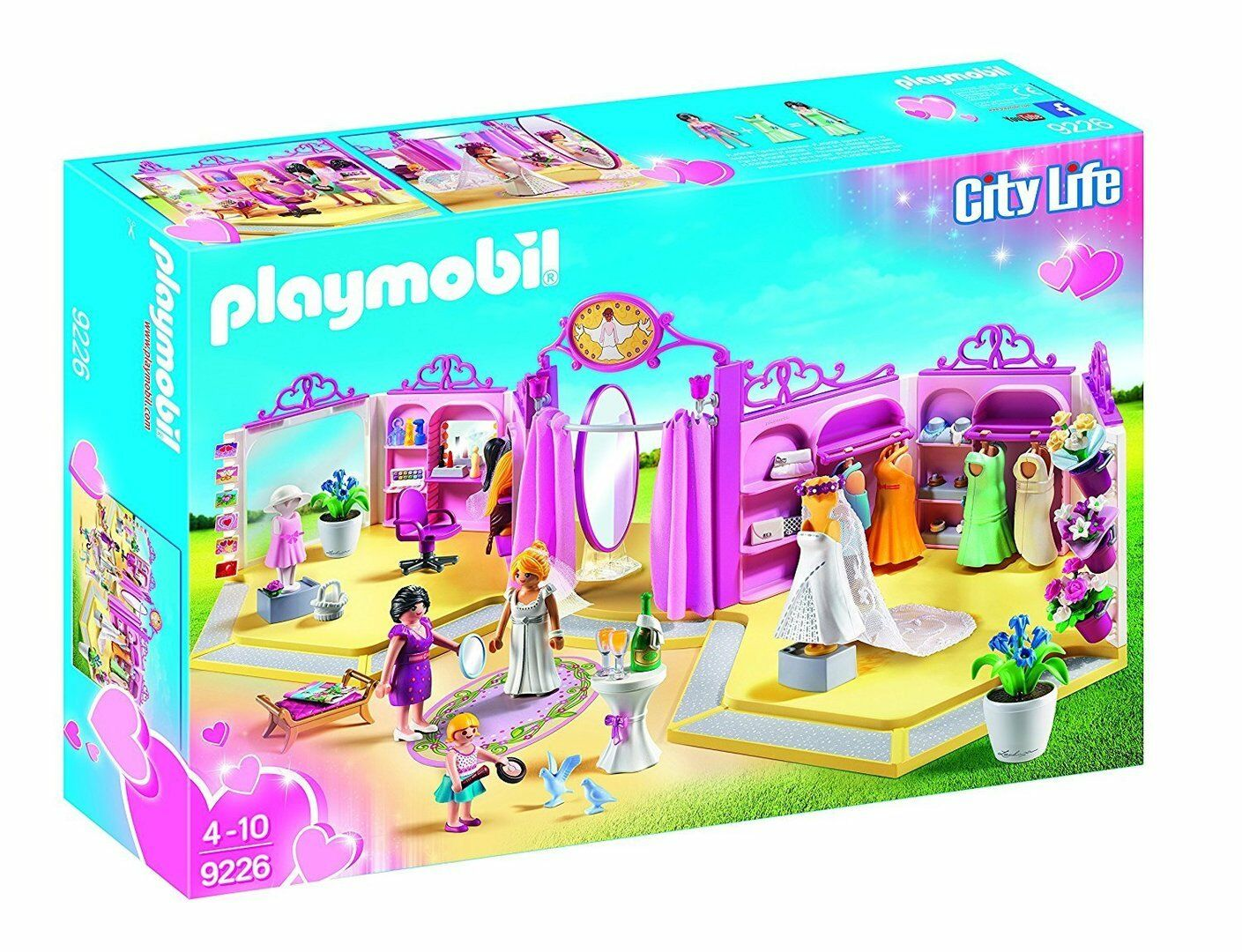 Playmobil 9226 City Life - Tienda de Novias - NUEVO
