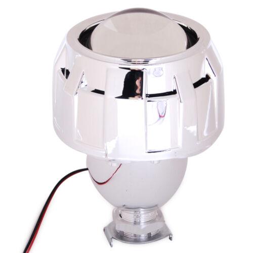 2.5/'/' Mini H1 Bi-xenon HID Projektor Objektive Lens Auto Scheinwerfer Hi//Lo ly